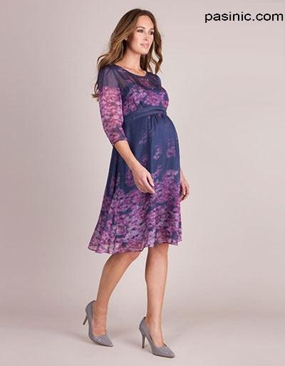 مدلهای لباس بارداری جدید و زیبا