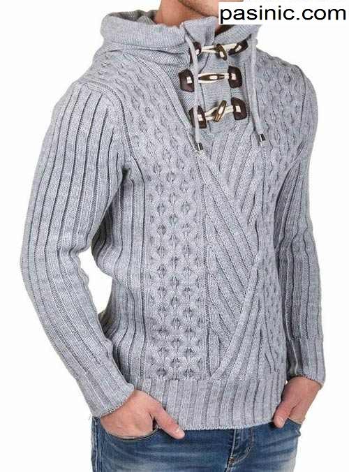 مدل های لباس بافتنی مردانه شیک و زیبا