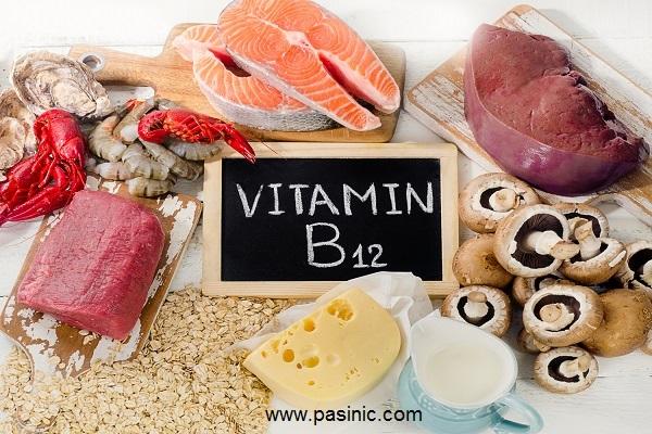ویتامین B12 و نقش آن در حفظ سلامت بدن
