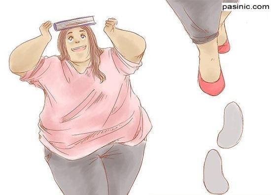 خانمهای چاق چگونه لباس بپوشند تا زیبا و جذاب به نظر برسند