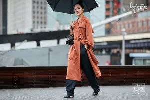 ست های خیابانی زنانه در هفته مد نیویورک