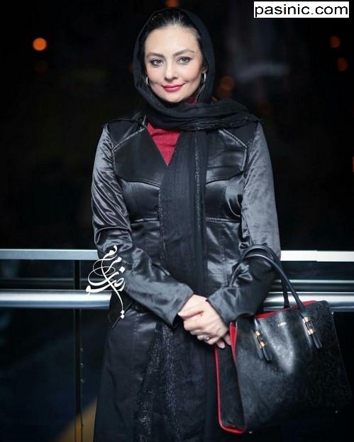 مدل مانتوهای بازیگران زن ایرانی در جشنواره فجر 96