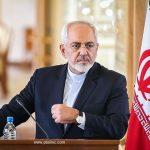 محمدجواد ظریف از داغ شدن موبایلش در دوران مذاکرات می گوید