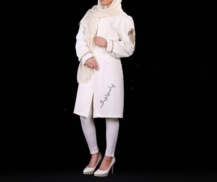 مدل مانتو جدید برای عید ۹۷