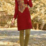 مدل های زیبای مانتو عید 97