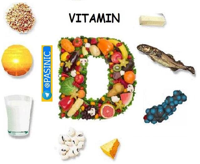 نکاتی در مورد ویتامین A و ویتامینD