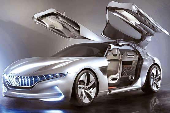 عجیب ترین خودروهای جهان در نمایشگاه ژنو