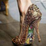 مدل هایکیف و کفش مجلسی زنانه که می توانید در عروسی یا مجالس بپوشید