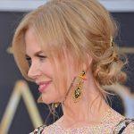 مدل موی جمع جدید به سبک خانم نیکول کیدمن
