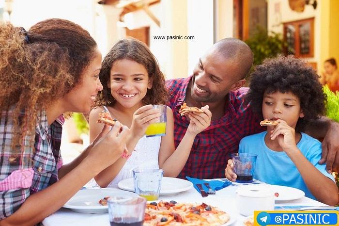 تغذیه سالم برای کودکان و نقش والدین در داشتن سبک زندگی سالم