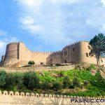 قلعه فلک الافلاک نگینی در استان لرستان