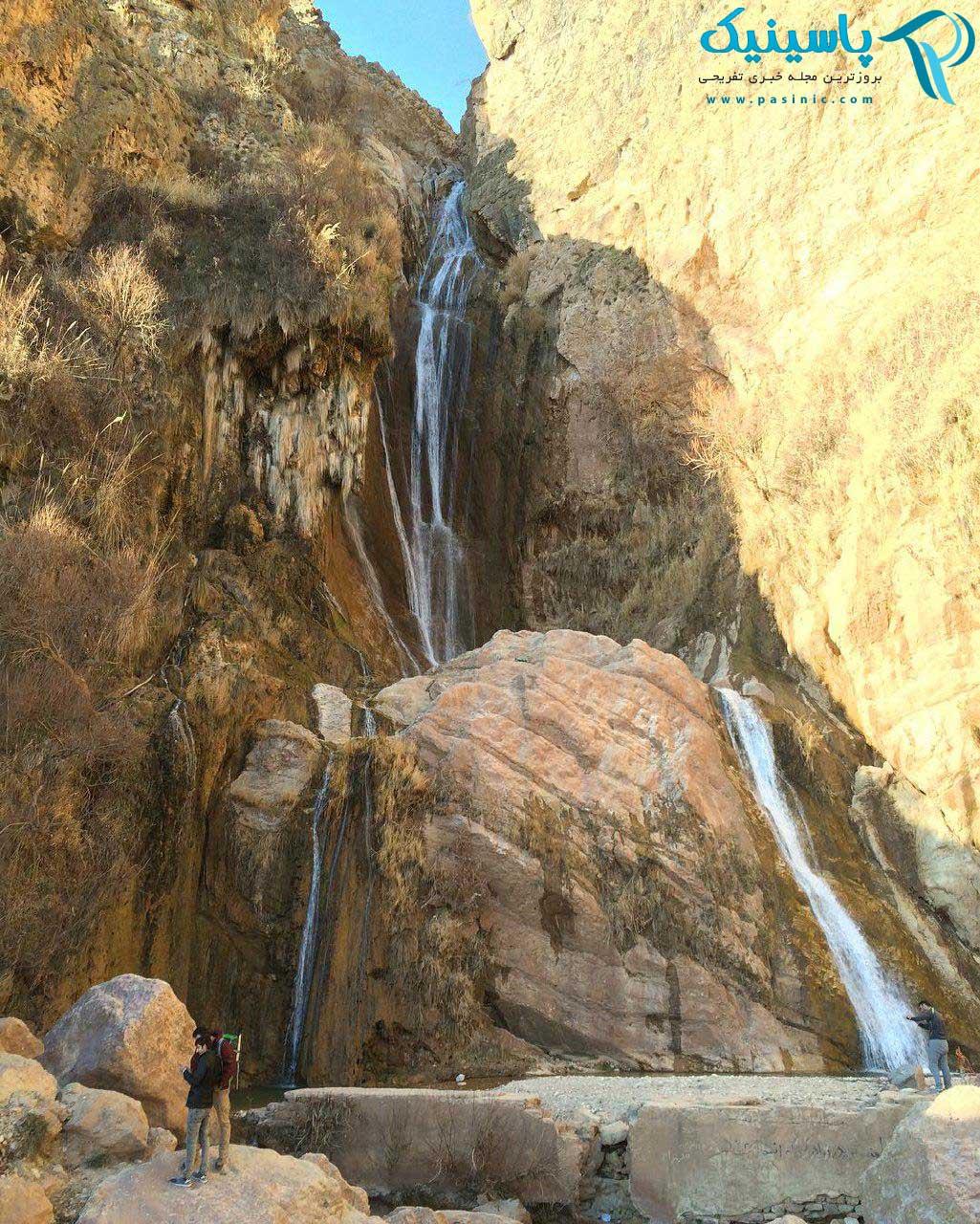 آبشار نوژِان