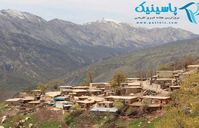 روستای نوژیان