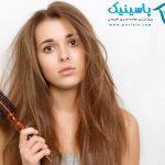 پنج دلیل ریزش مو در بانوان