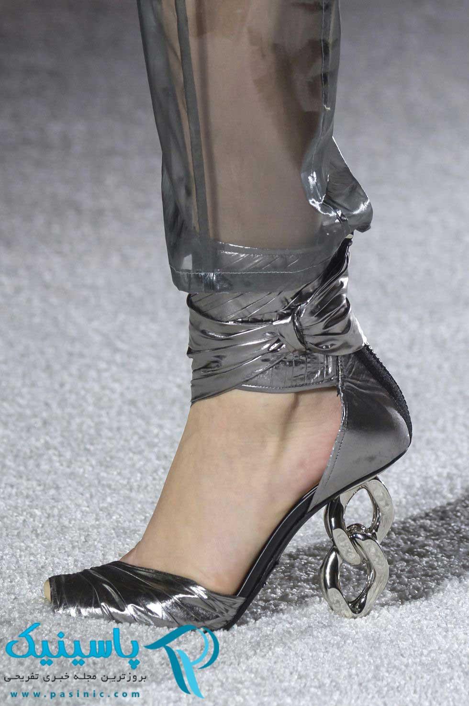 برترین مدل های کفش پاییز 2018