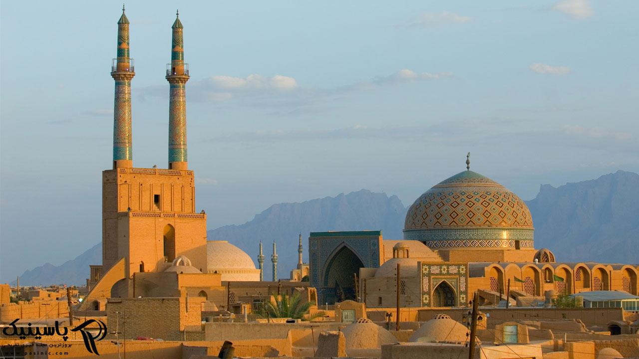 مسجد جامع کبیر یزد,یزد
