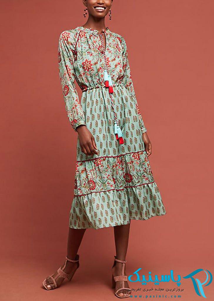 لباس های پاییزه