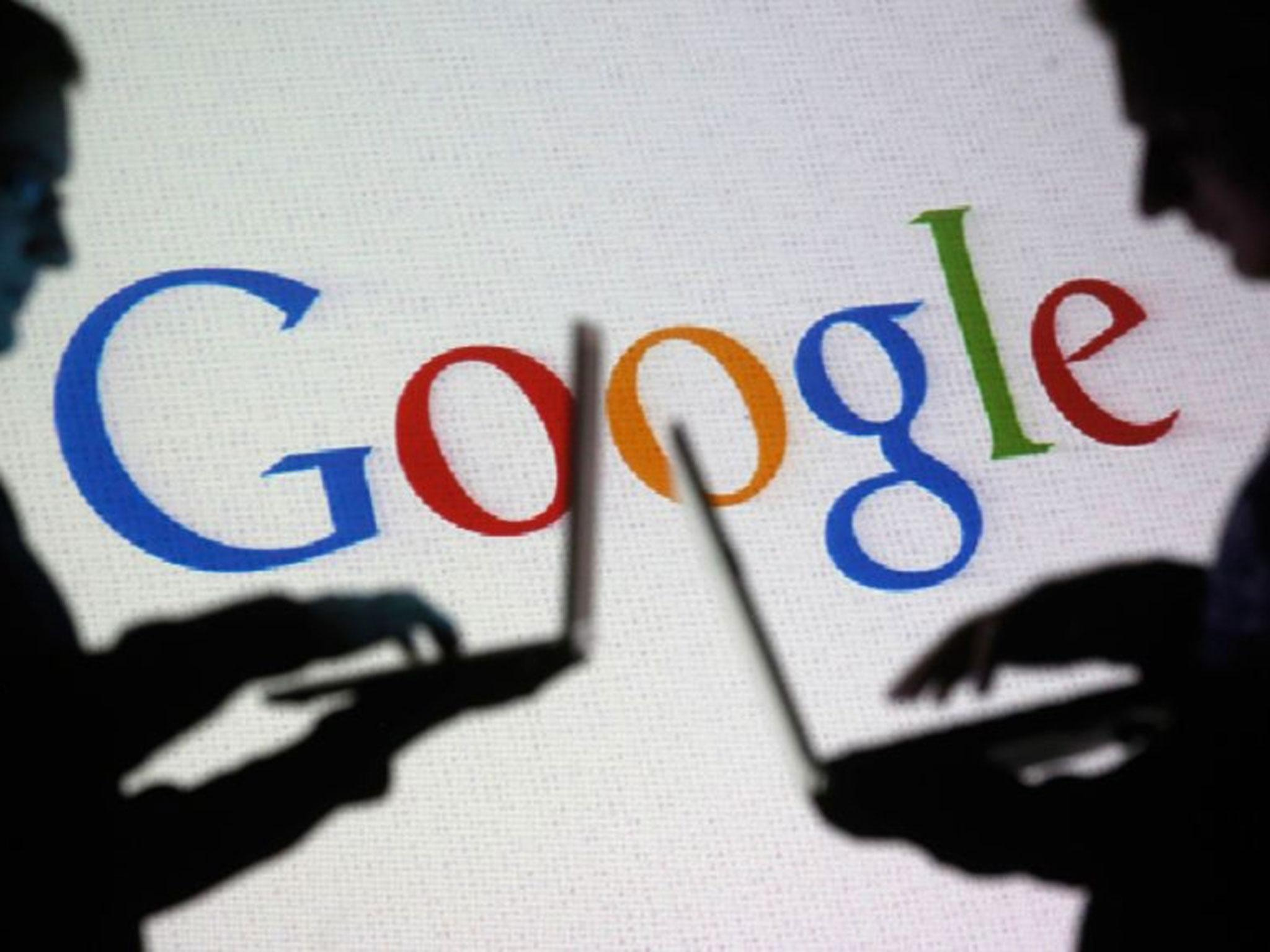 موتور جستجوگر گوگل