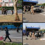 حمله تروریستی در رژه نیروهای مسلح در اهواز