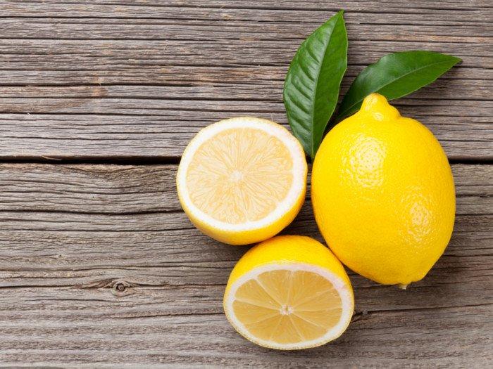 نگه داری لیمو ترش