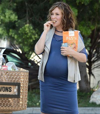 استایل بارداری