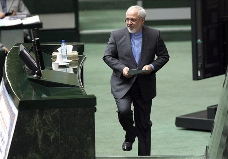استیضاح محمد جواد ظریف وزیر امور خارجه در مجلس کلید خورد