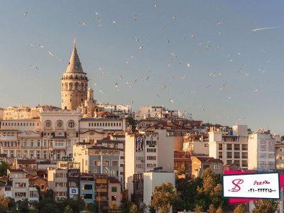 علت اصلی کاهش قیمت تور استانبول نوروز