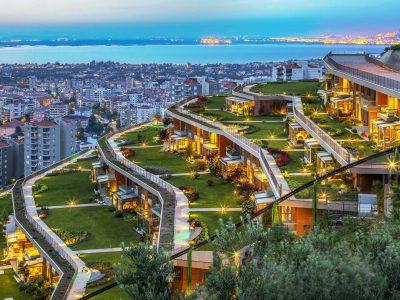 مکانهای دیدنی و گردشگری در شهر ازمیر ترکیه
