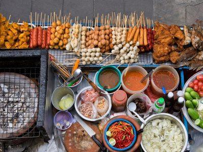 در تهران کجا غذای خیابانی بخوریم؟