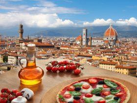 آشنایی با بهترین غذاهای شهر فلورانس در ایتالیا